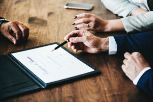 agreement during divorce mediation
